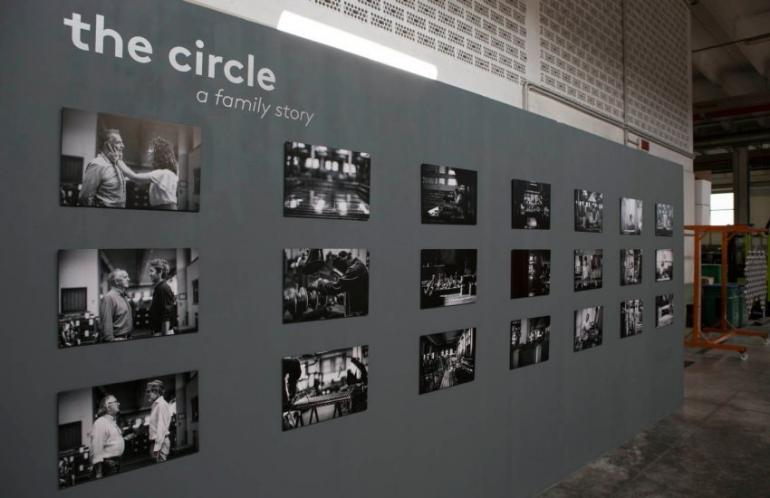 THE CIRCLE. A FAMILY STORY.Tubes Radiatori S.r.l. - 1