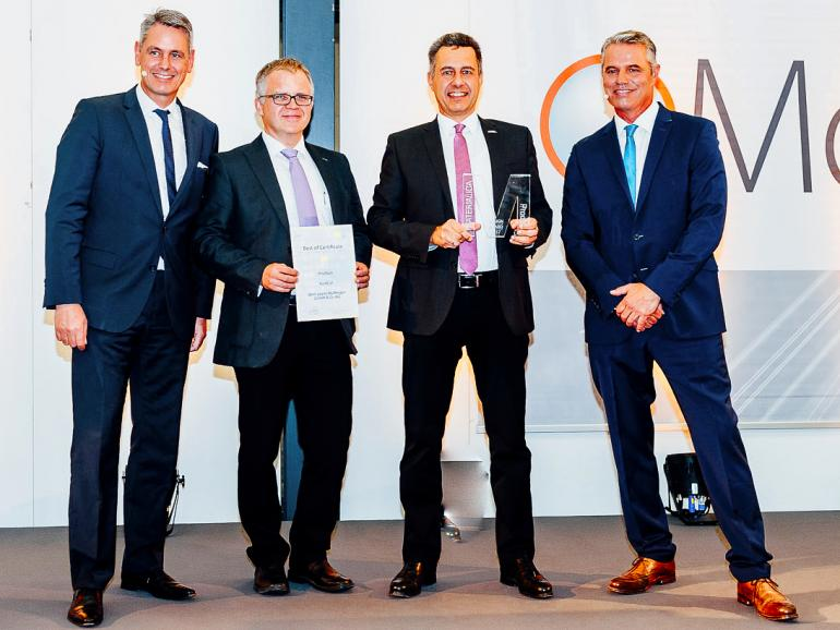 RadiCal gewinnt Materialica Award