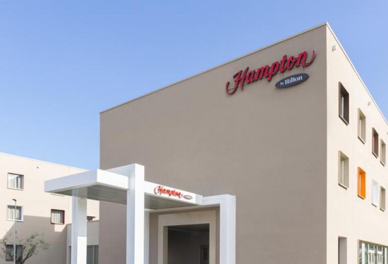Rhoss: HAMPTON BY HILTON ROME EAST